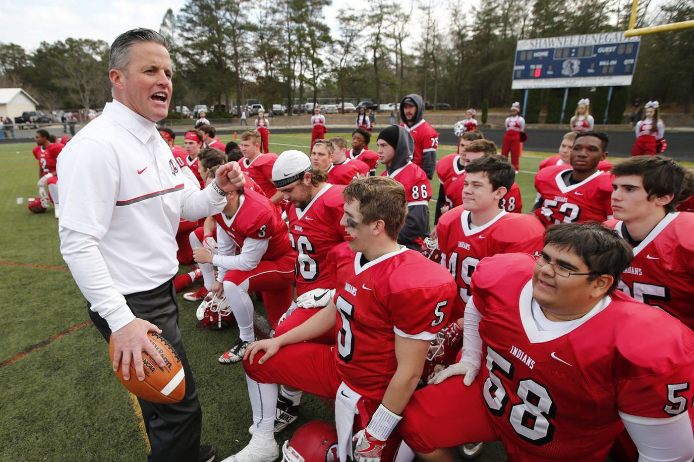 Football notebook: Offseason of upheaval in South Jersey coaching ranks
