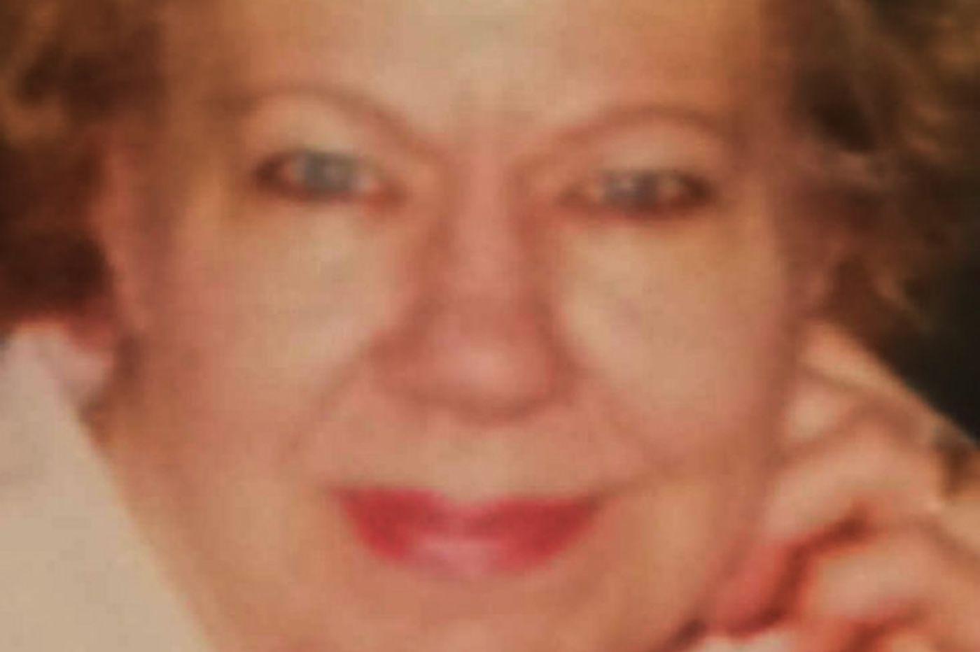 Elizabeth Mattison- Martin, 84
