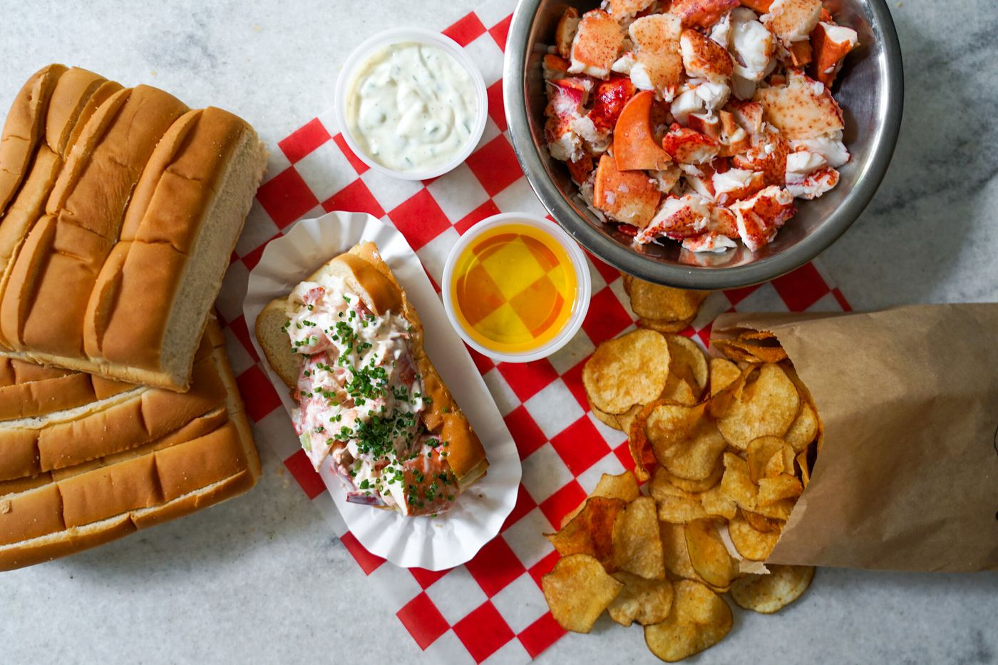 What to eat on July 4th weekend, whether you're going out or staying in