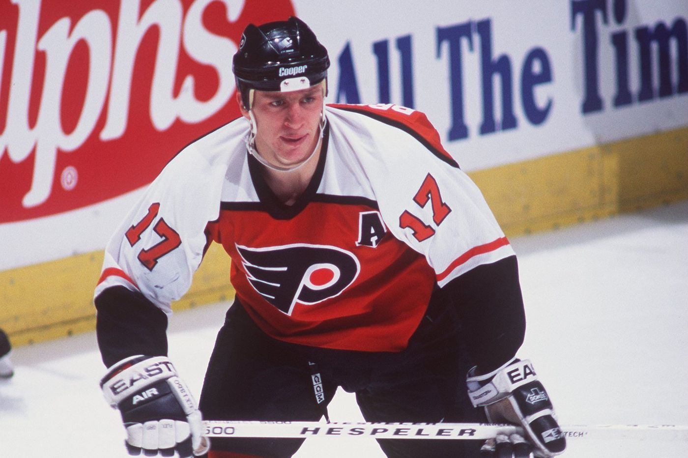 Once the Flyers' by-example leader, Rod Brind'Amour set to begin ...