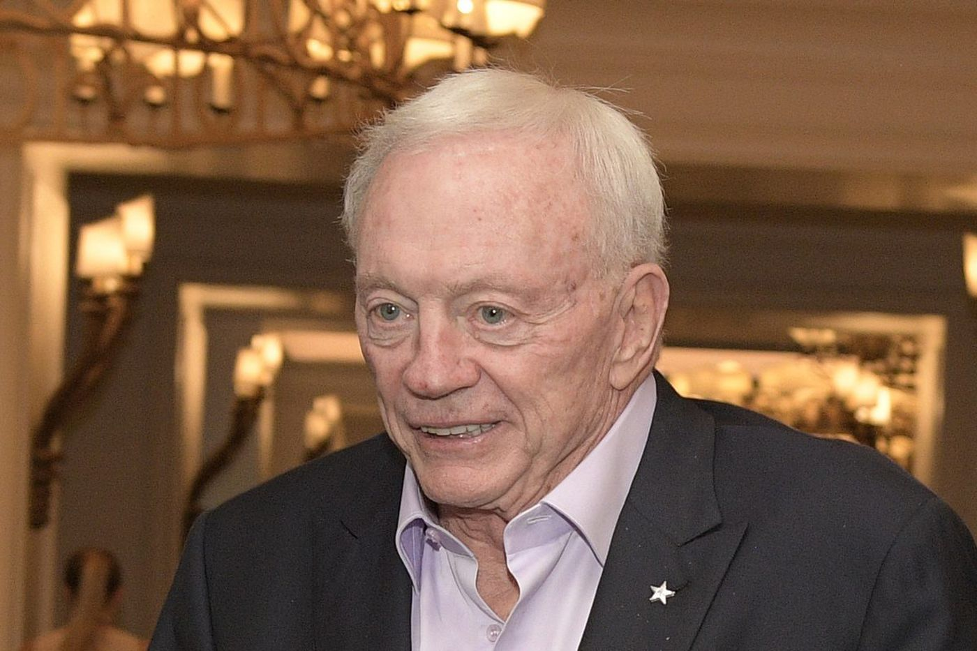 Eagles' Super Bowl win still isn't sitting well with Cowboys owner Jerry Jones
