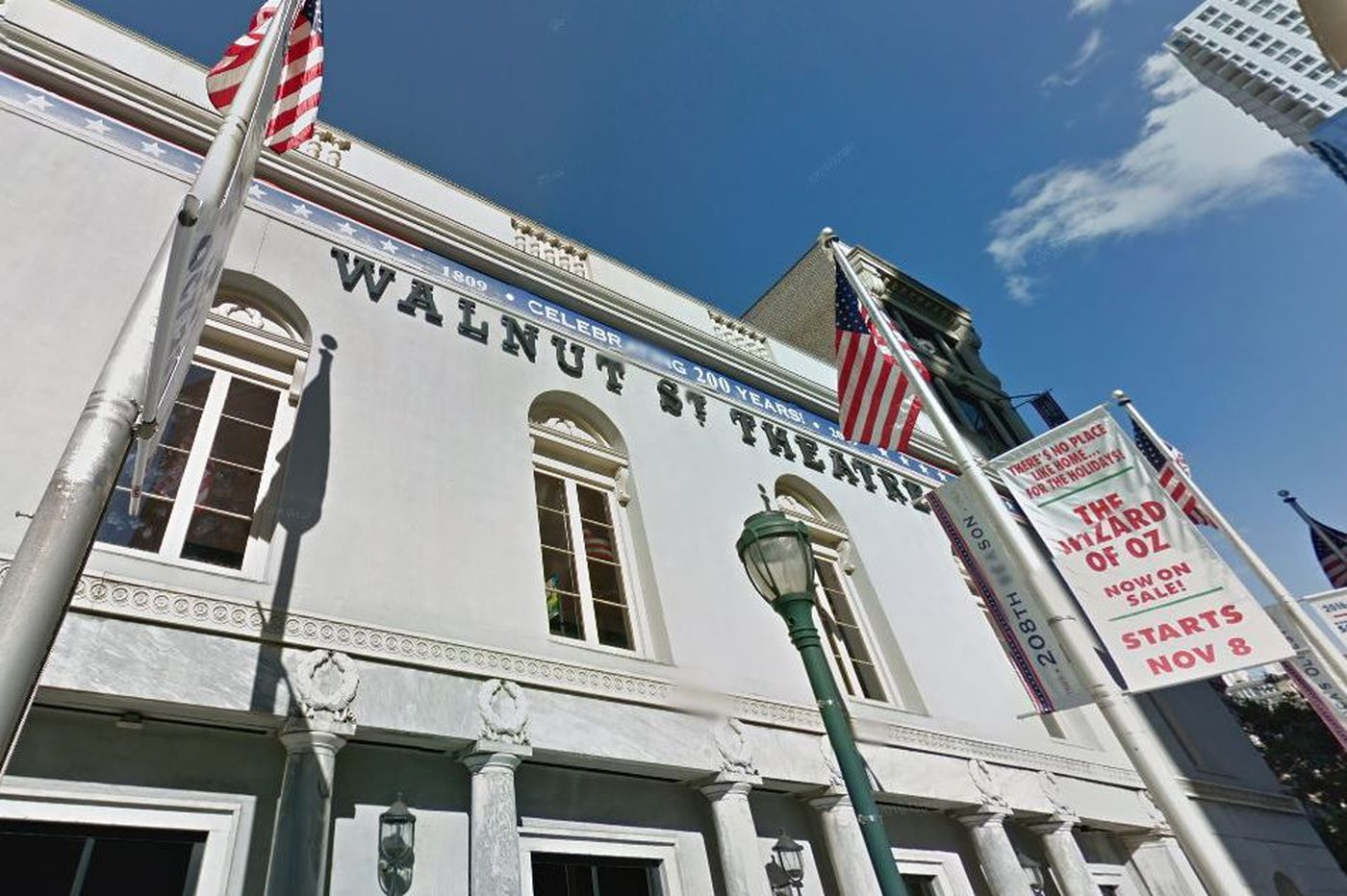 Stagehands union pickets Walnut Street Theatre over two firings