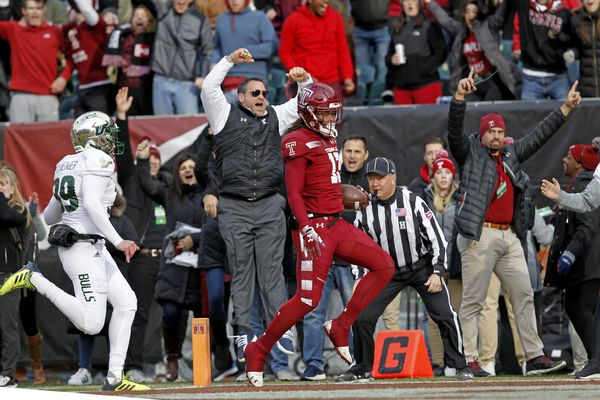 Temple's Isaiah Wright named AAC special-teams player of the week