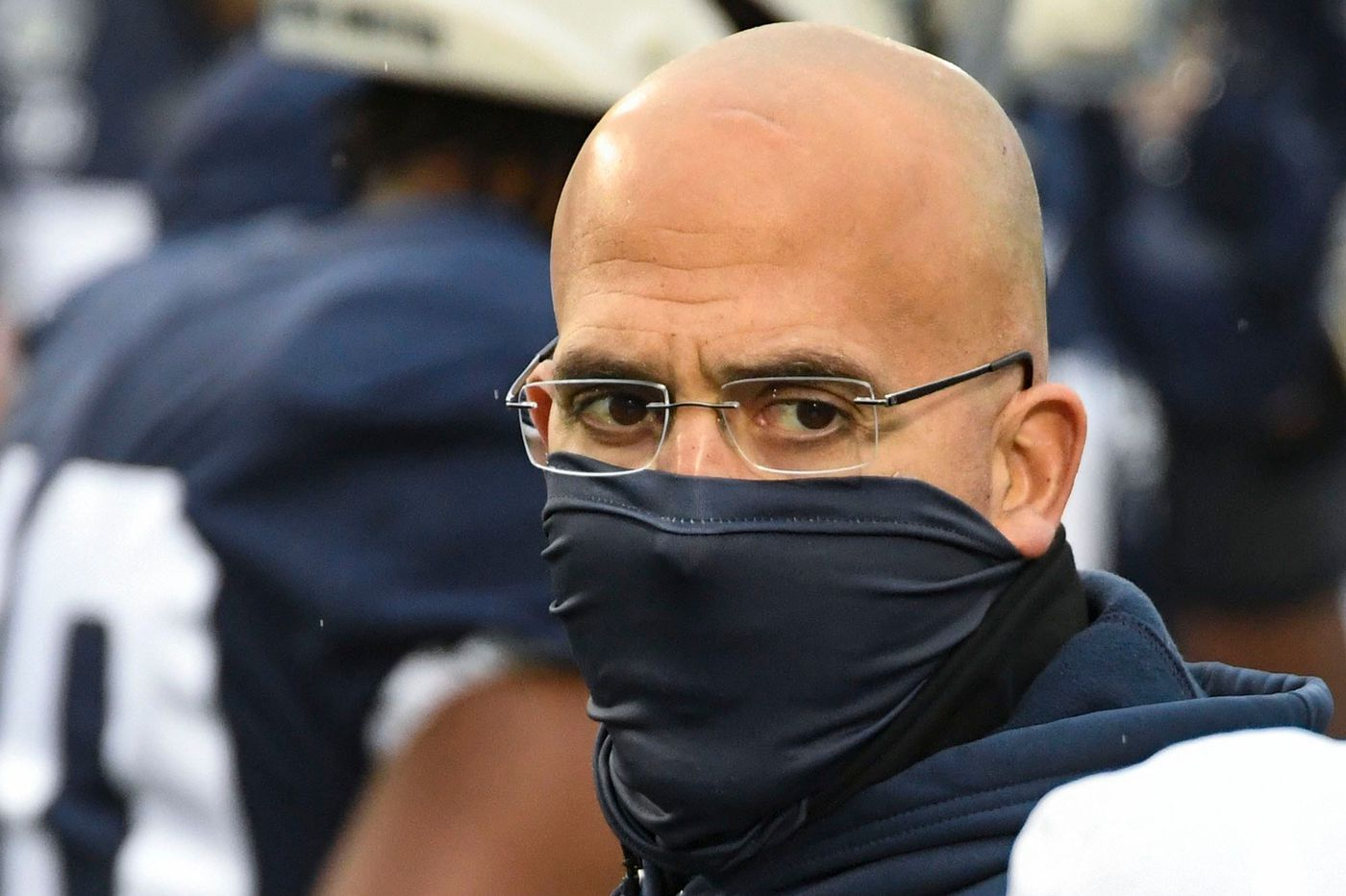 Penn State coach James Franklin says he has not lost his players, tries to keep them positive