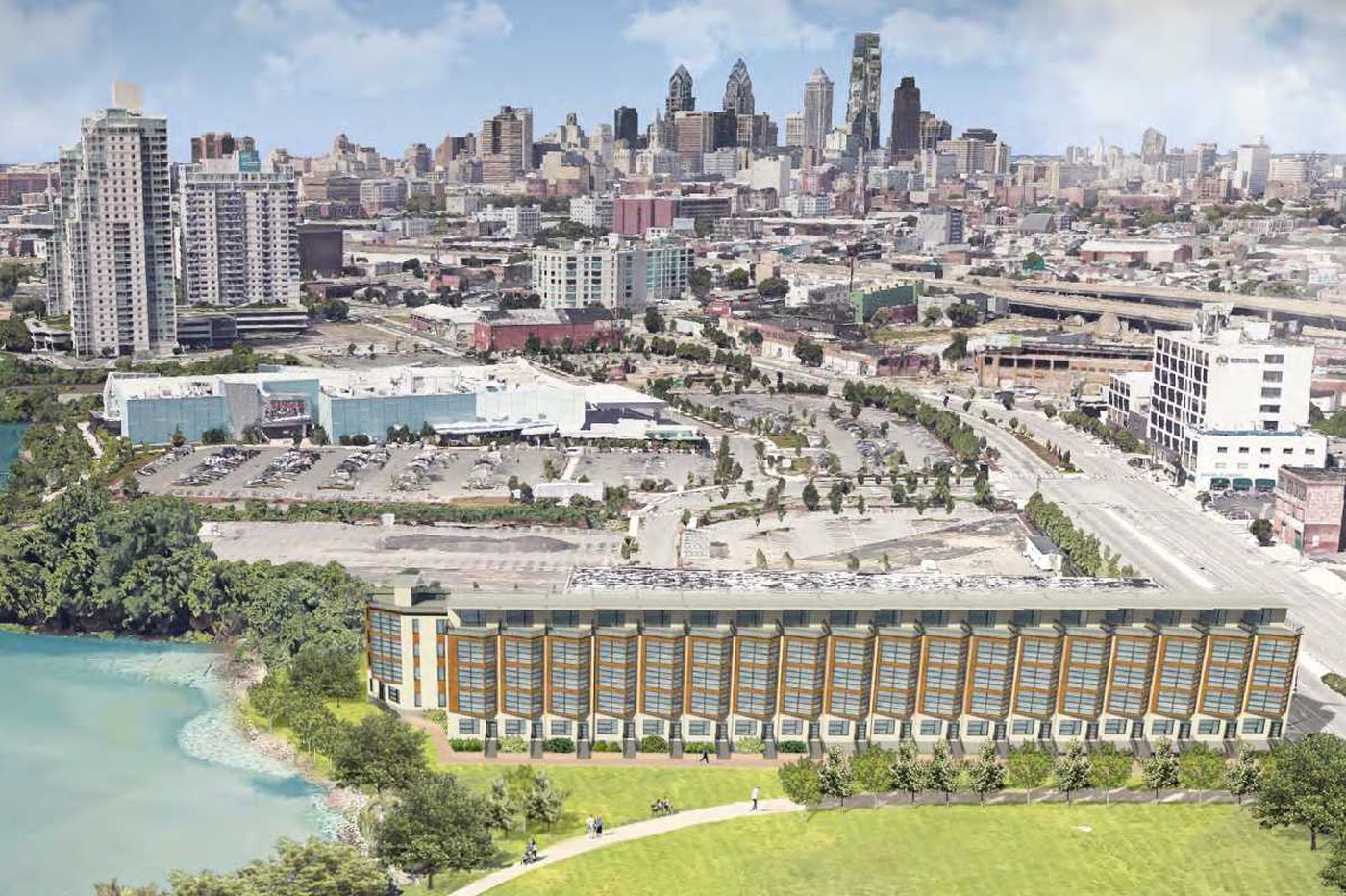 Riverfront land near SugarHouse on the market as townhouse project