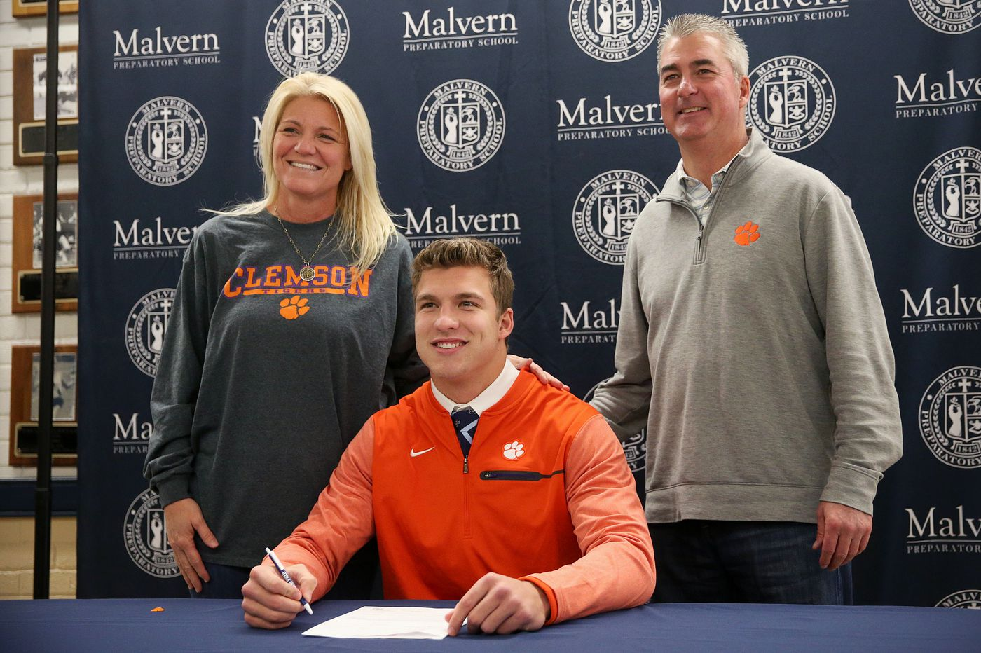 Jake Hornibrook, Keith Maguire among Malvern Prep football players who sign national letters of intent