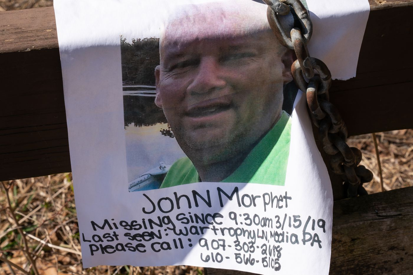 After a Delco drummer disappeared, old friends reunited to search for him   Mike Newall