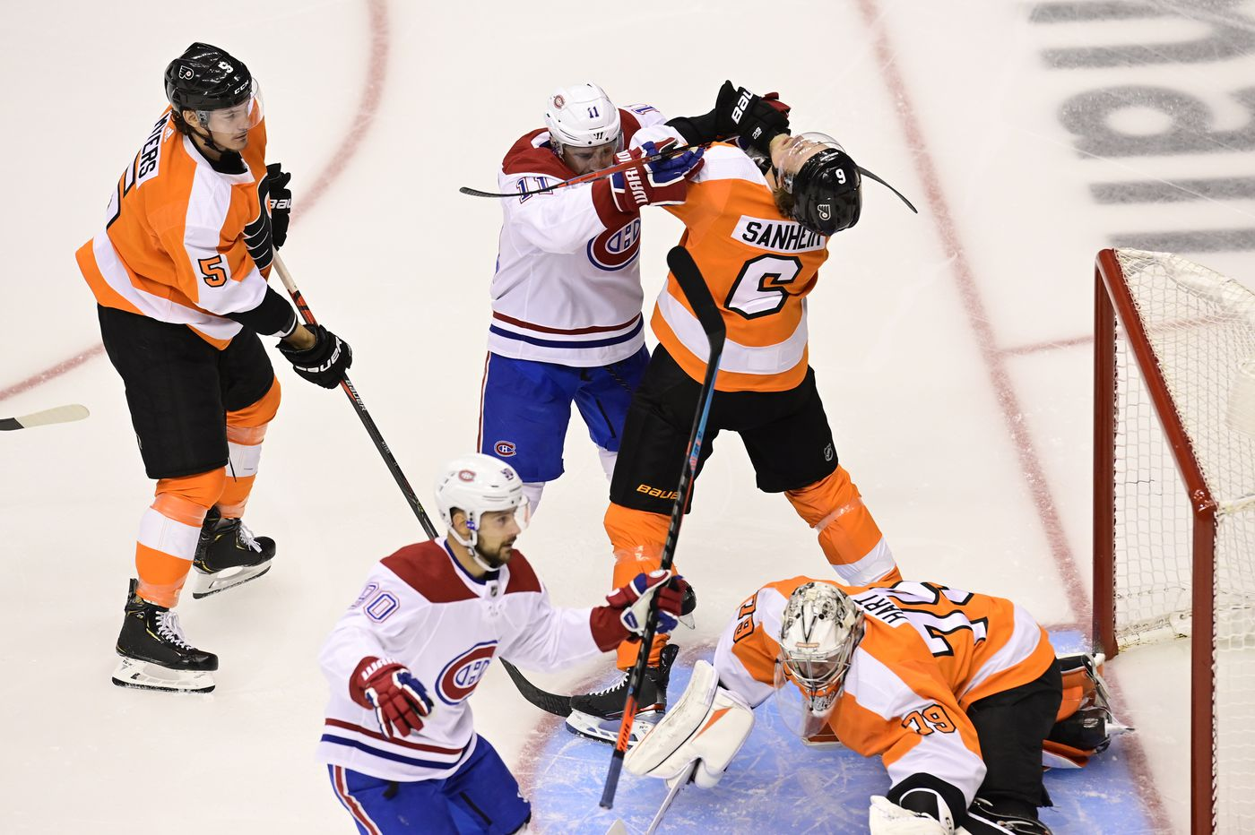 Flyers-Canadiens Game 3 preview: TV, streaming info, odds