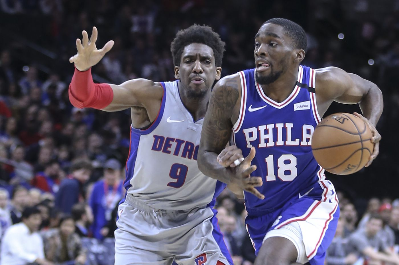 Shake Milton joins Sixers teammate Joel Embiid in sharing his misgiving about the NBA's return