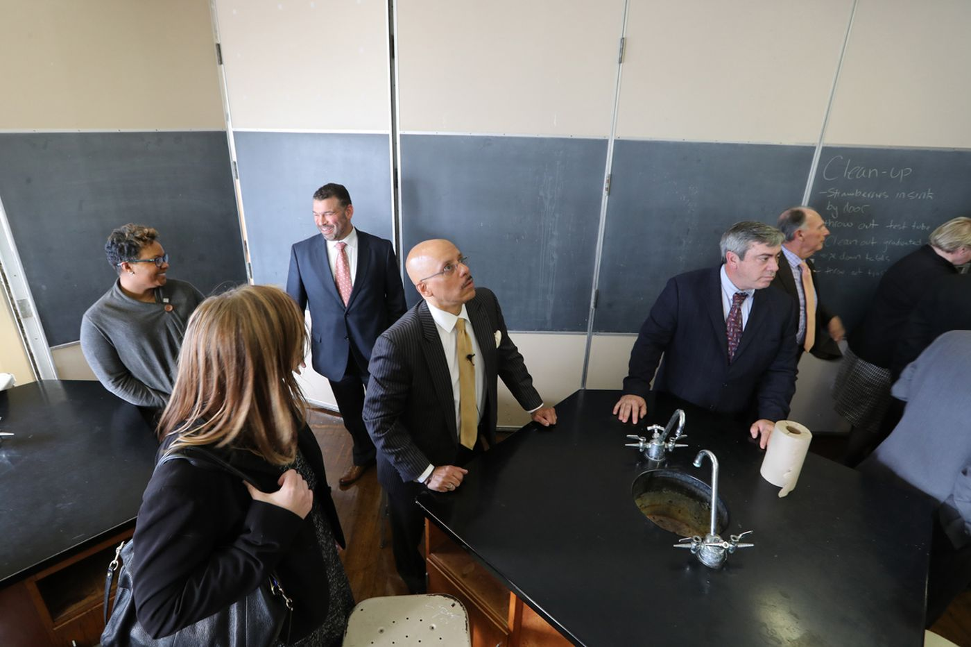 Officials told Philadelphia schools need $5 billion in repairs