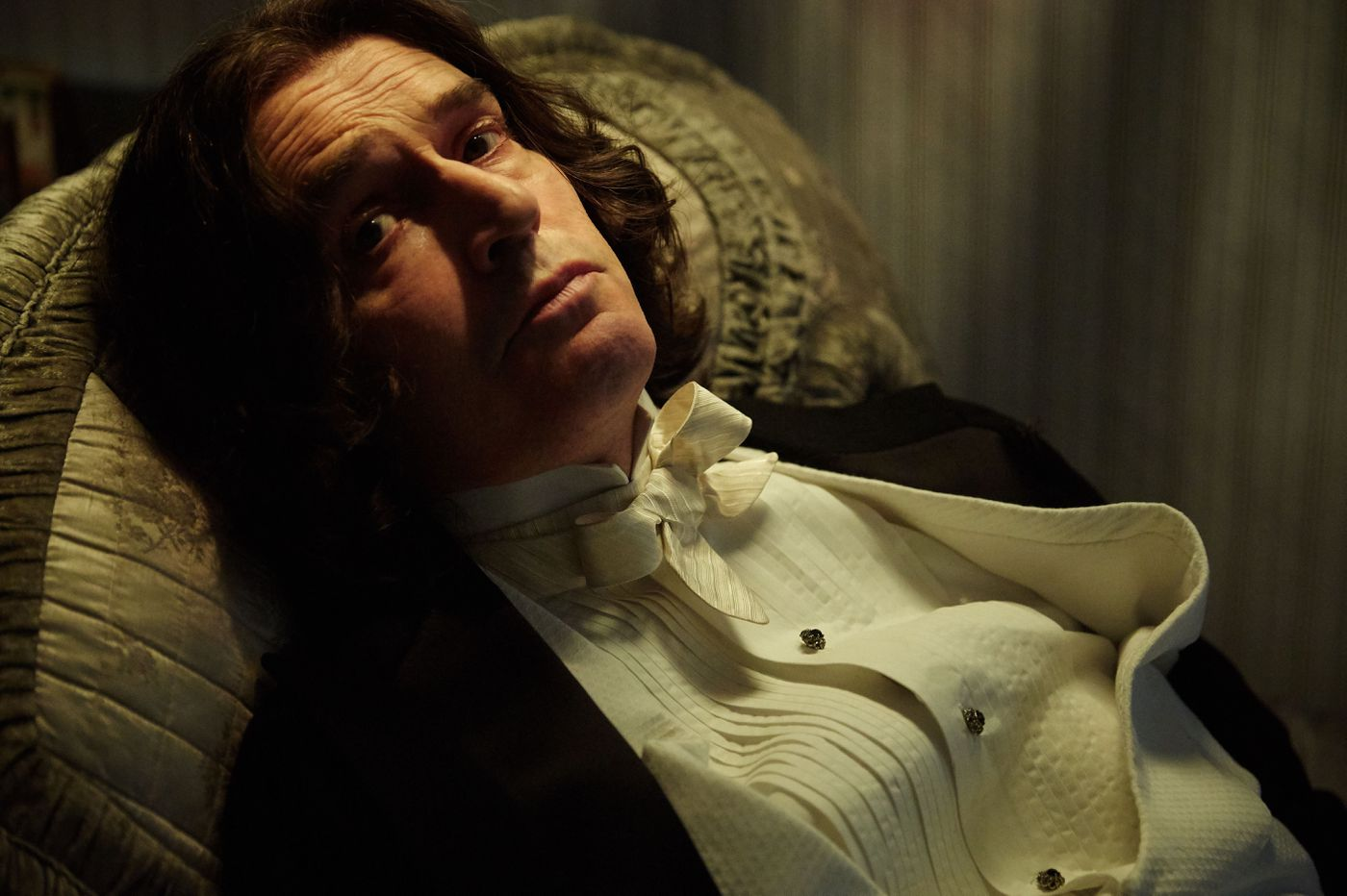 Rupert Everett goes (Oscar) Wilde in 'The Happy Prince'