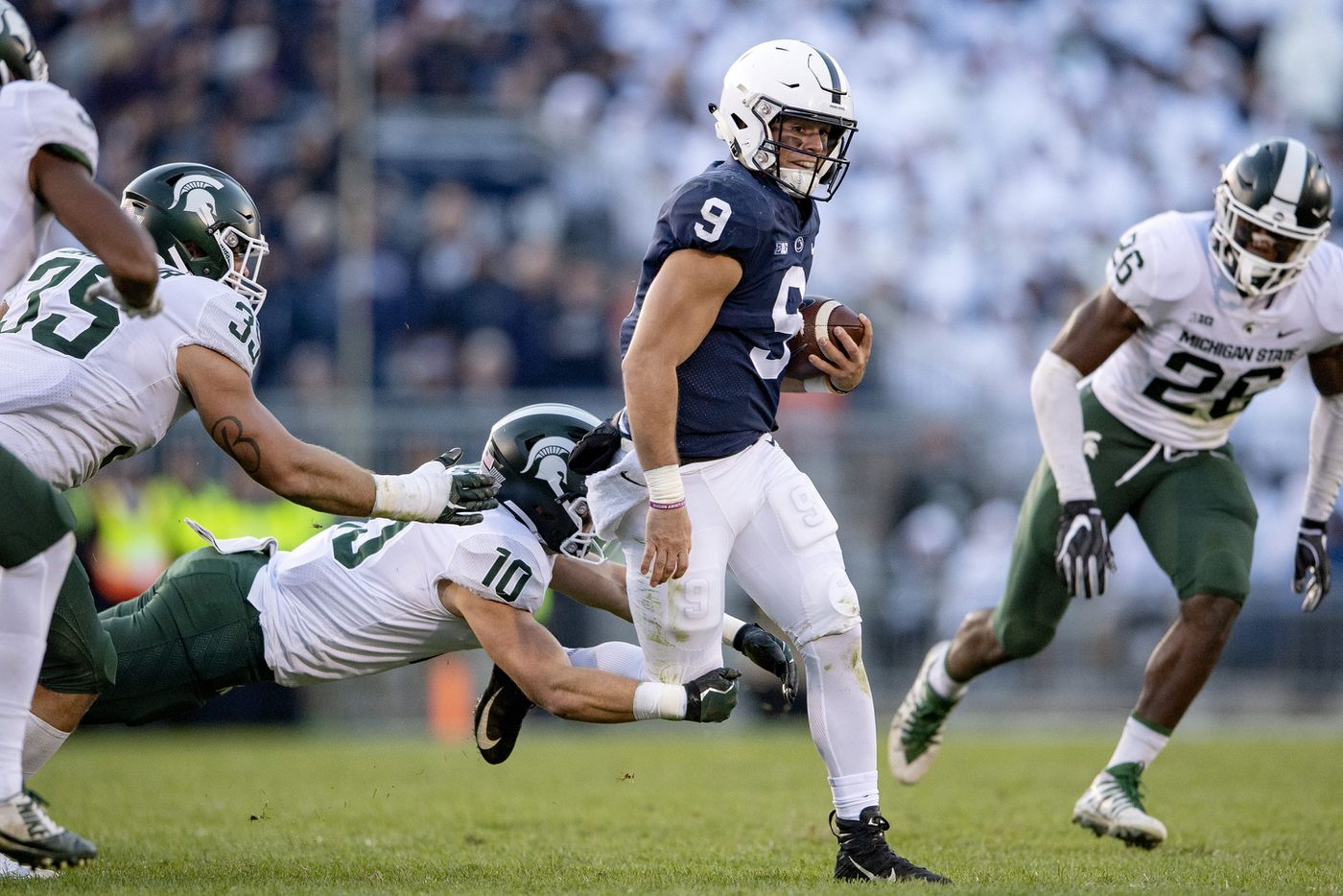 Penn State defeats Indiana   Five observations