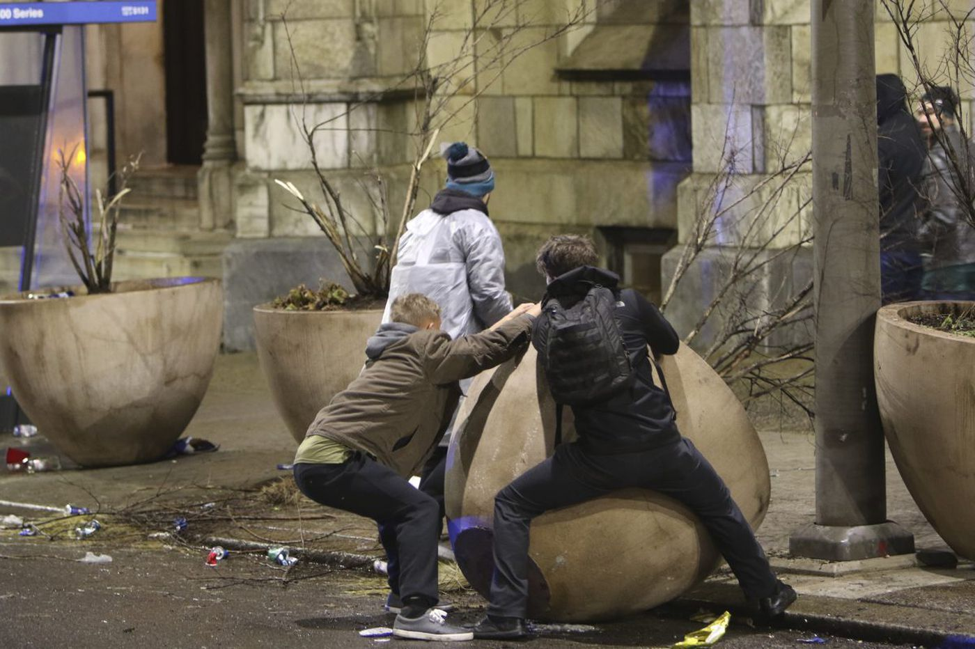 Philly Police commissioner: More arrests coming in post-Super Bowl vandalism