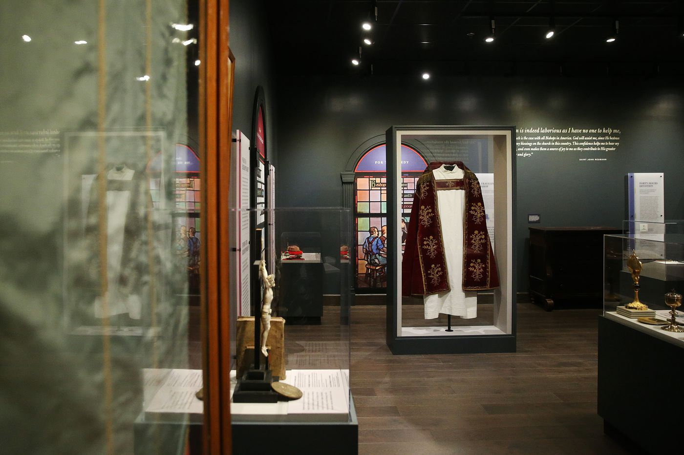 New museum dedicated to St. John Neumann opens at shrine in Northern Liberties
