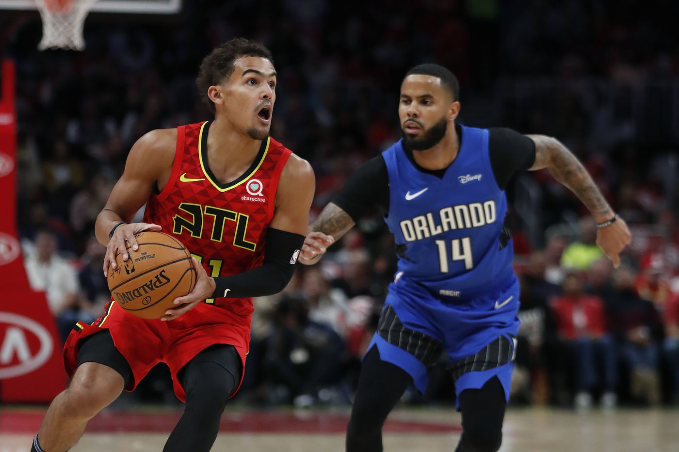 Sixers taking surprising Atlanta Hawks and young star Trae Young seriously