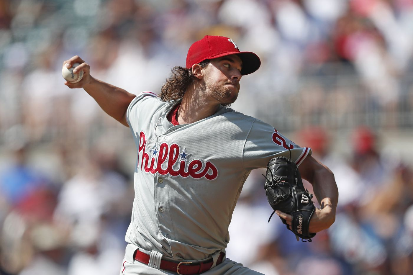 Phillies lose to Braves, drop Aaron Nola's sixth straight start