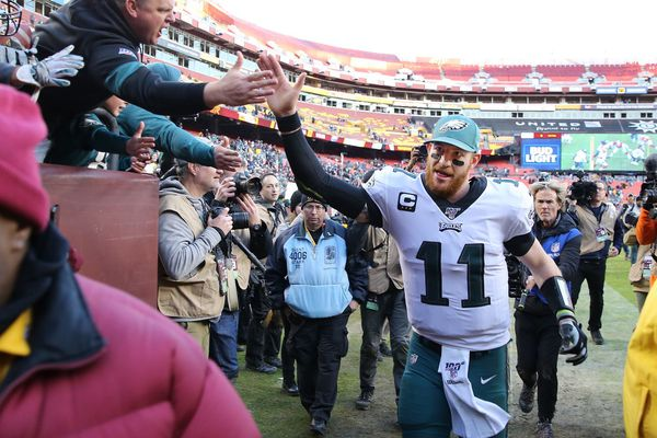 With Cowboys showdown finally here, Eagles won't have to pretend to worry this week   Bob Ford