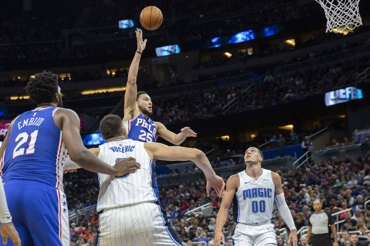 Do the Sixers have enough focus to earn home-court advantage in the playoffs?