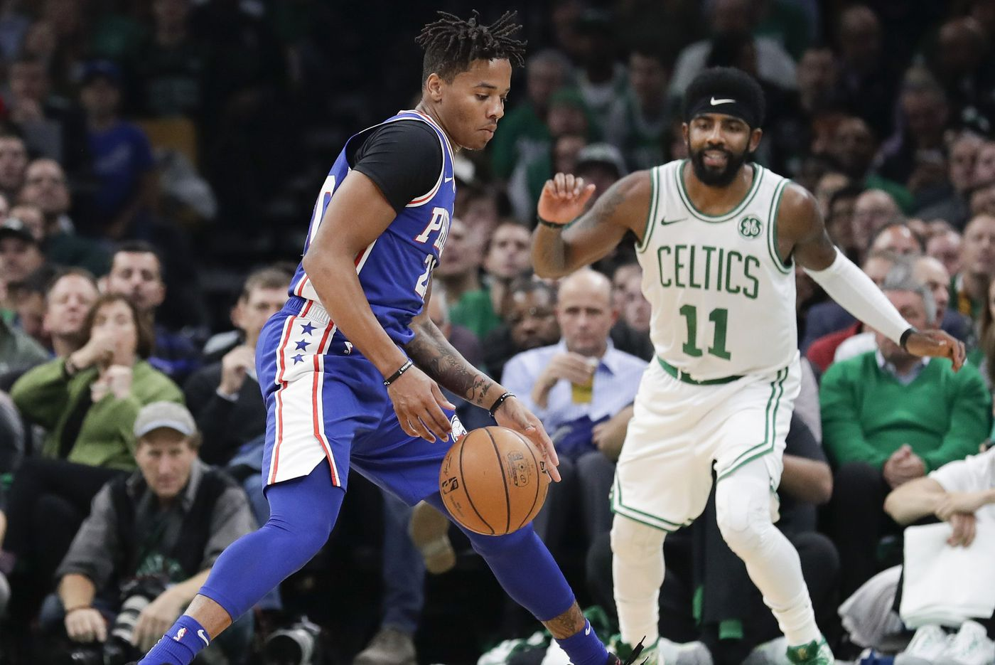 Markelle Fultz's first start reveals little about where he fits with Sixers | David Murphy