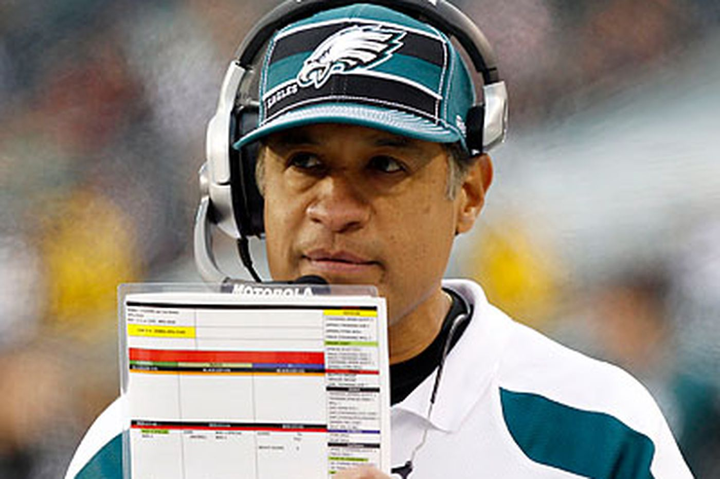 Castillo just wants another shot as Eagles defensive coordinator