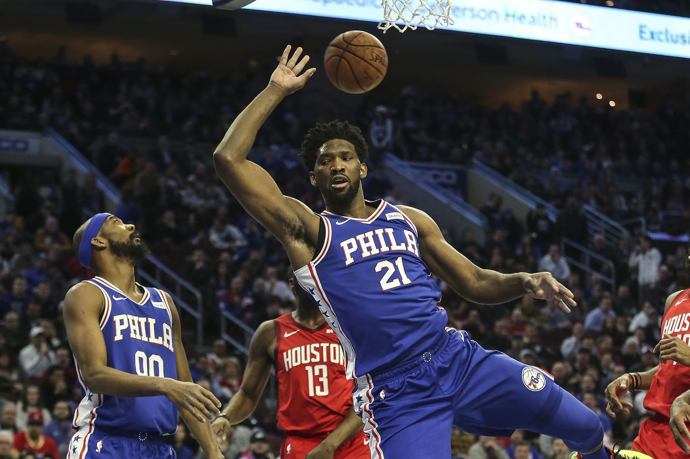 Sixers Podcast: Team must protect Joel Embiid from himself and decide if Corey Brewer is a roster fit