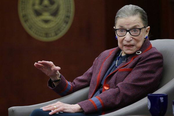 Supreme Court Justice Ruth Bader Ginsburg falls, fractures ribs
