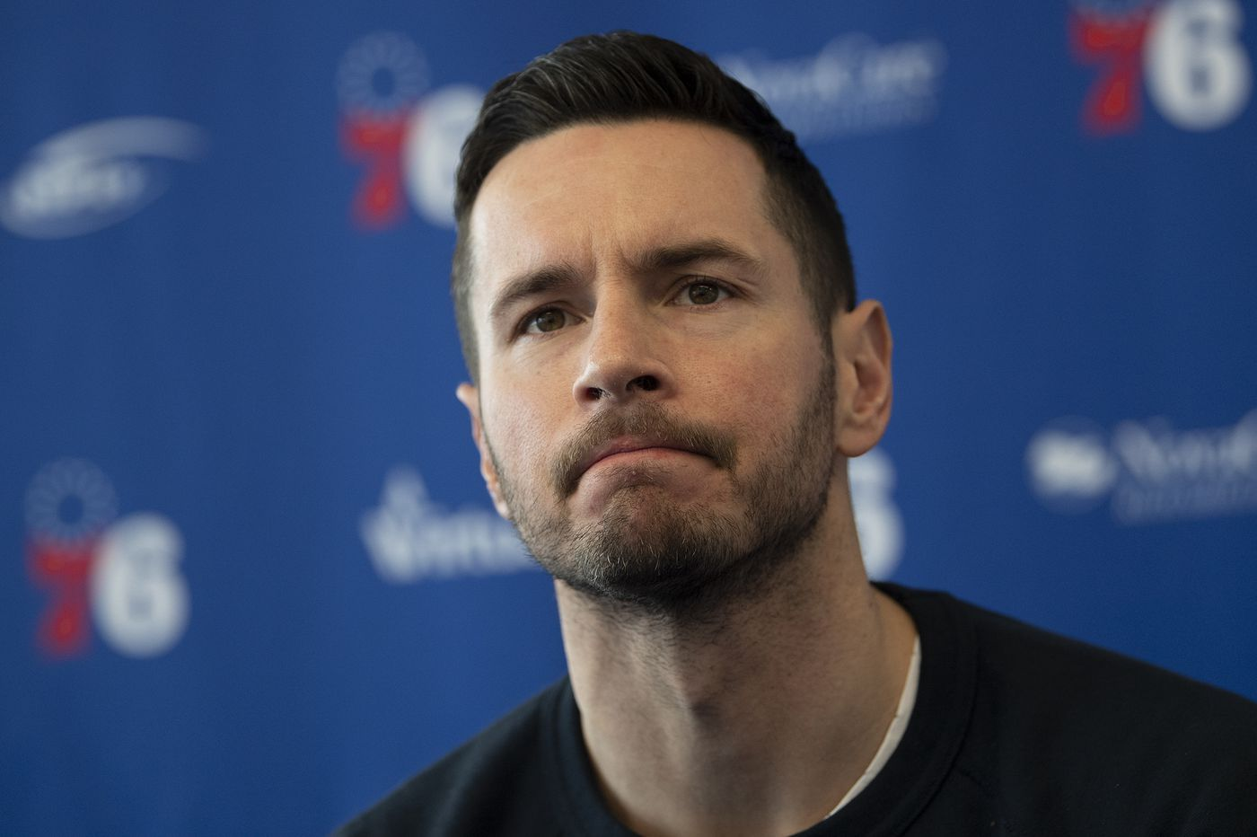 Sixers' JJ Redick: 'Obviously, I'd love to be back'