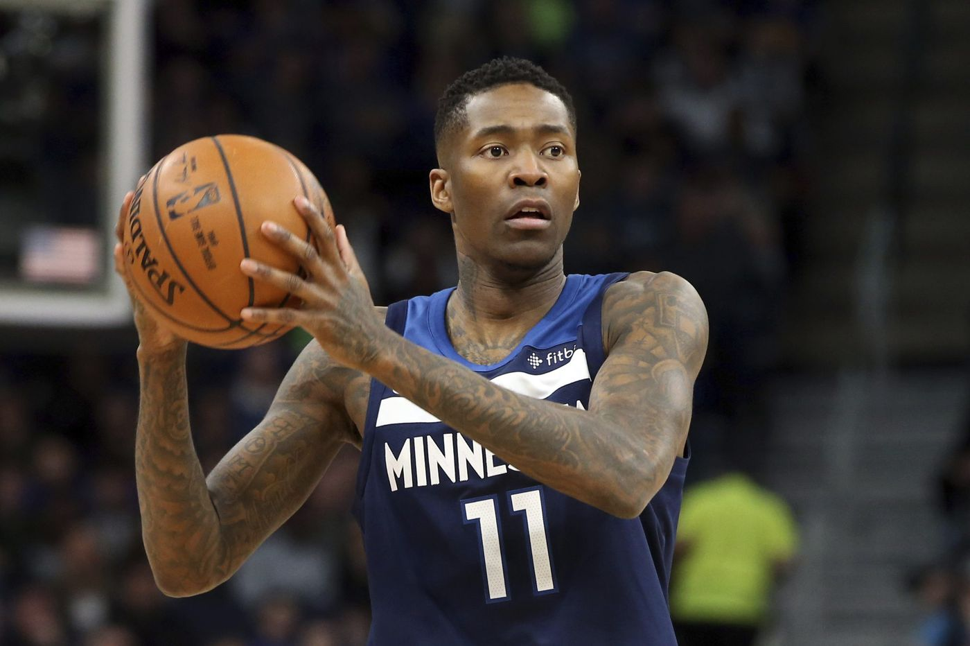 Sixers express interest in signing free agent Jamal Crawford, sources say