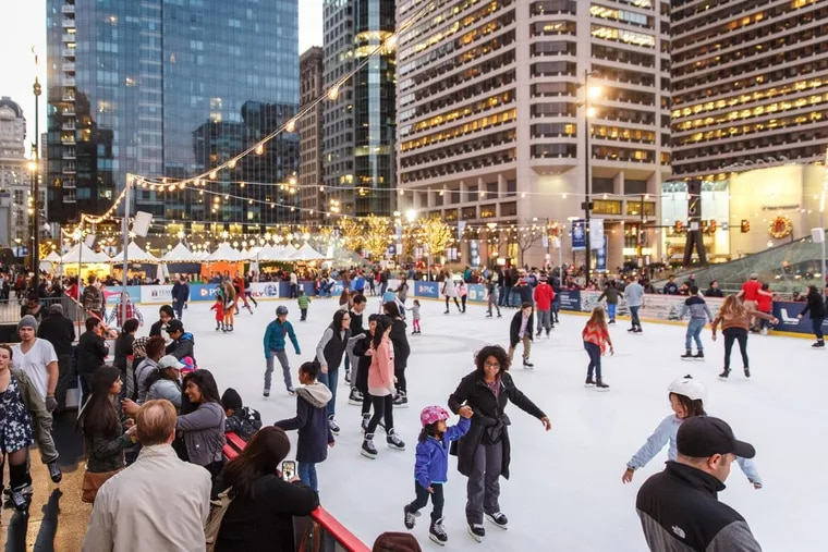 Wintergarden is returning to Dilworth Park.