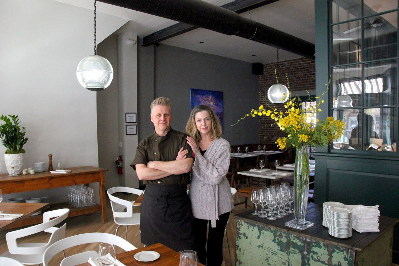 Seasoned chef Alex Cormier back at the stove for more