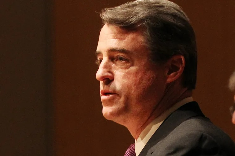 """Douglas Gansler, the special prosecutor hired by Attorney General Kathleen Kane to review all Porngate emails, said he will issue an """"interim report"""" in the first few days of June."""