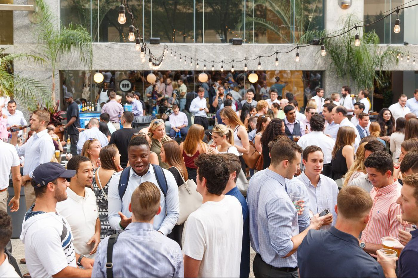 Fashion meets cocktails at Center City Sips