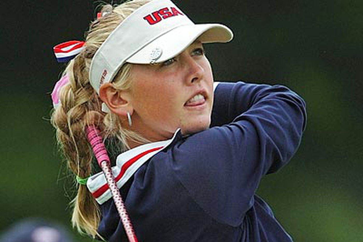 U.S. rallies for lead in Curtis Cup