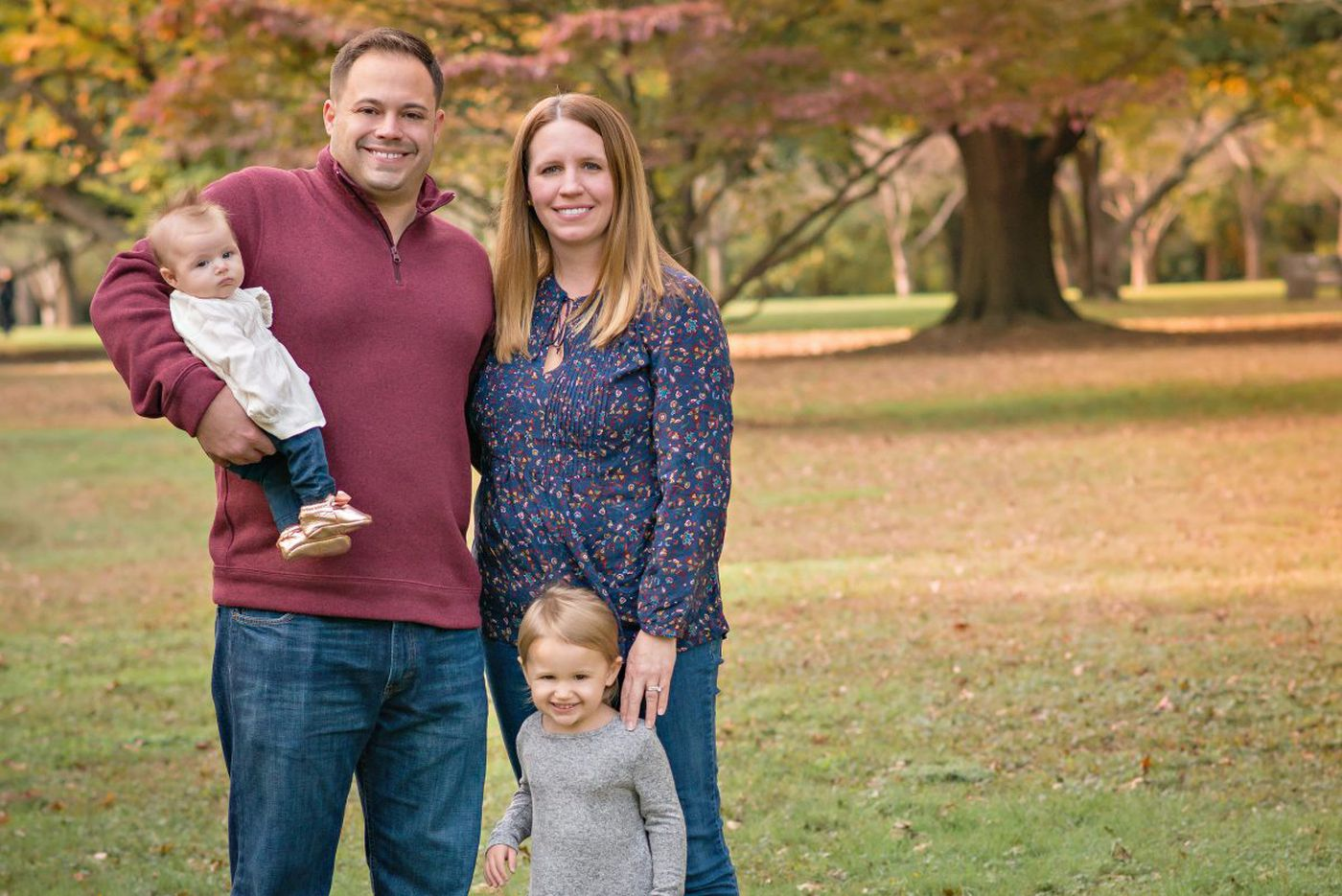 The Parent Trip: Lisa and Chris Rogers of Oreland