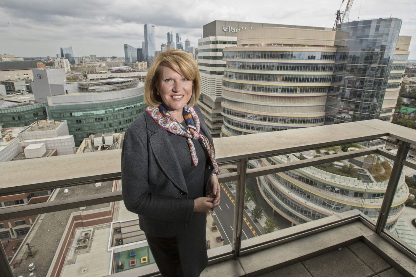 ICON: For Children's Hospital of Philadelphia CEO, success means always raising the bar