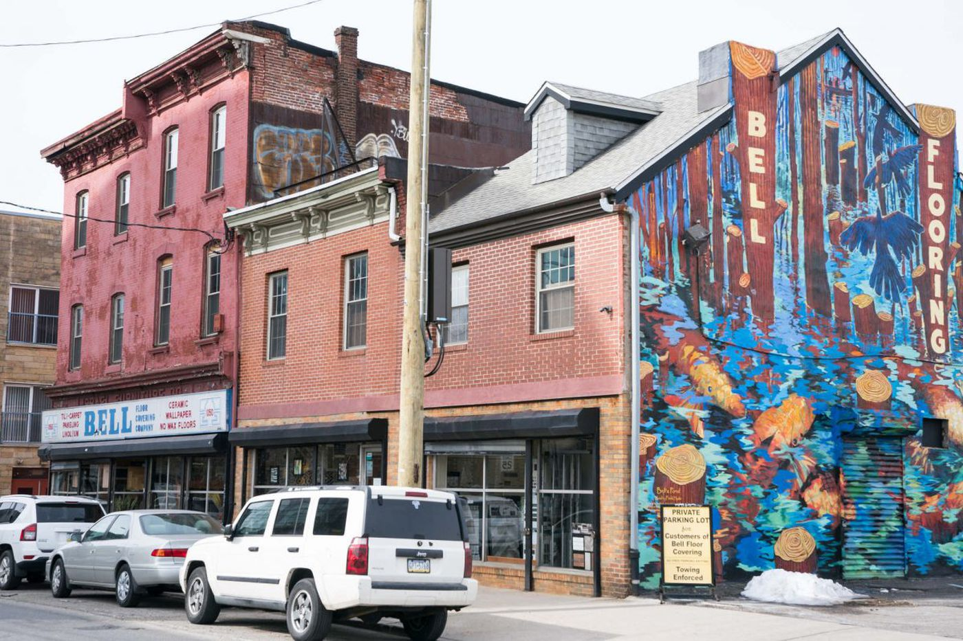 As wealth rises in Northern Liberties, businesses look for a lift