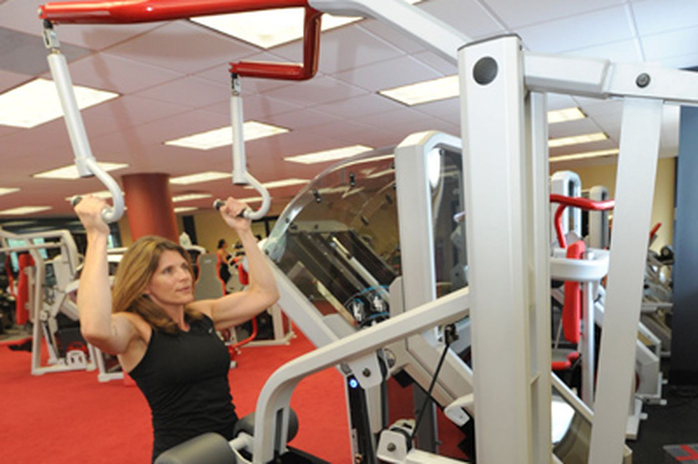 Well Being: A negative has these exercisers quite positive