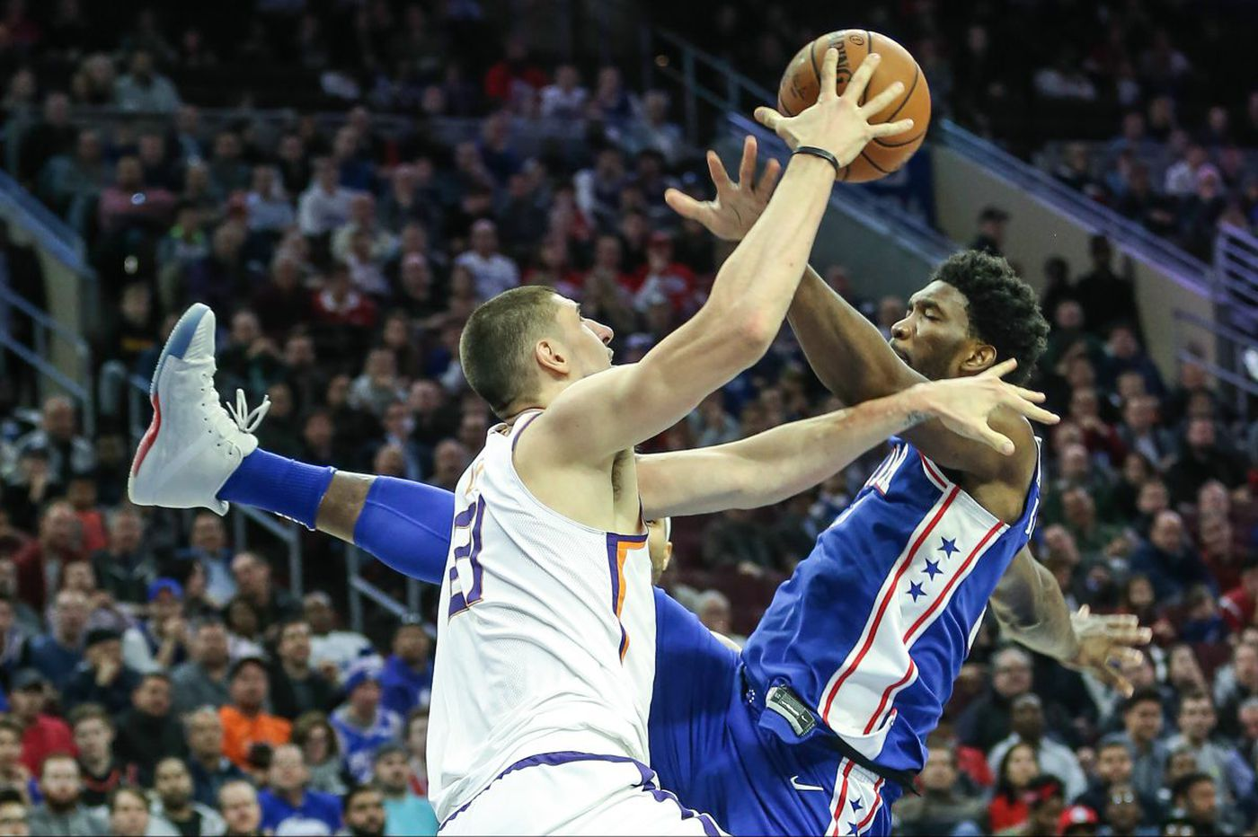 Joel Embiid confident of repeat star performance when Sixers host Lakers