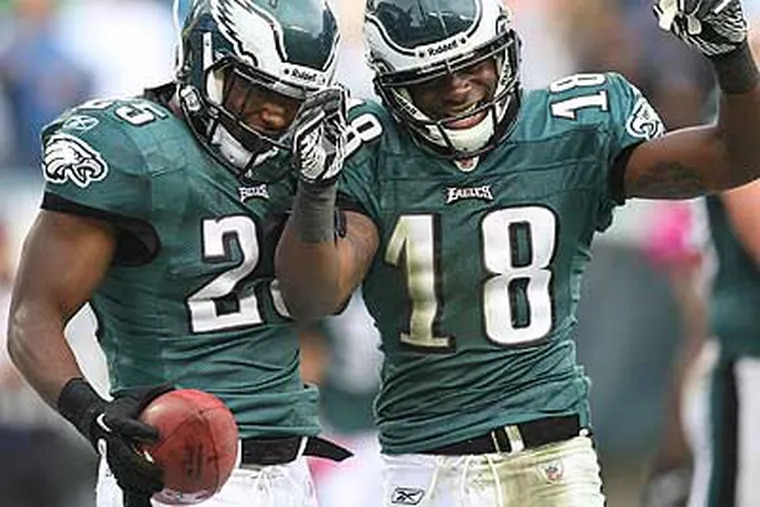 Could better days be ahead for the 1-4 Eagles? (Steve M. Falk/Staff Photographer)