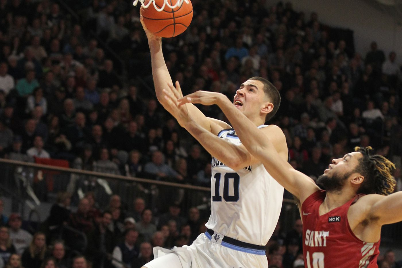 Villanova basketball loses Cole Swider indefinitely with a broken bone in his right hand
