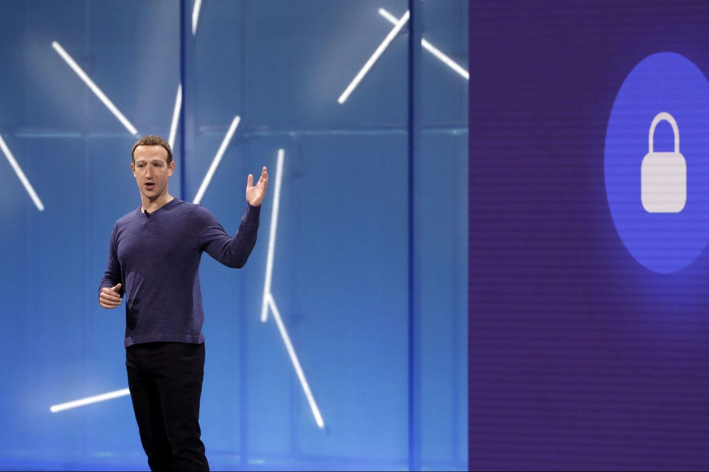 How will Vanguard vote on privacy at Facebook's May 31 shareholder meeting?
