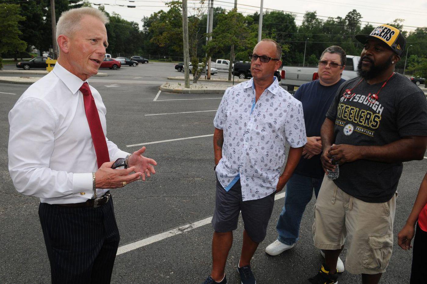 Jeff Van Drew says he's running for LoBiondo's seat in Congress