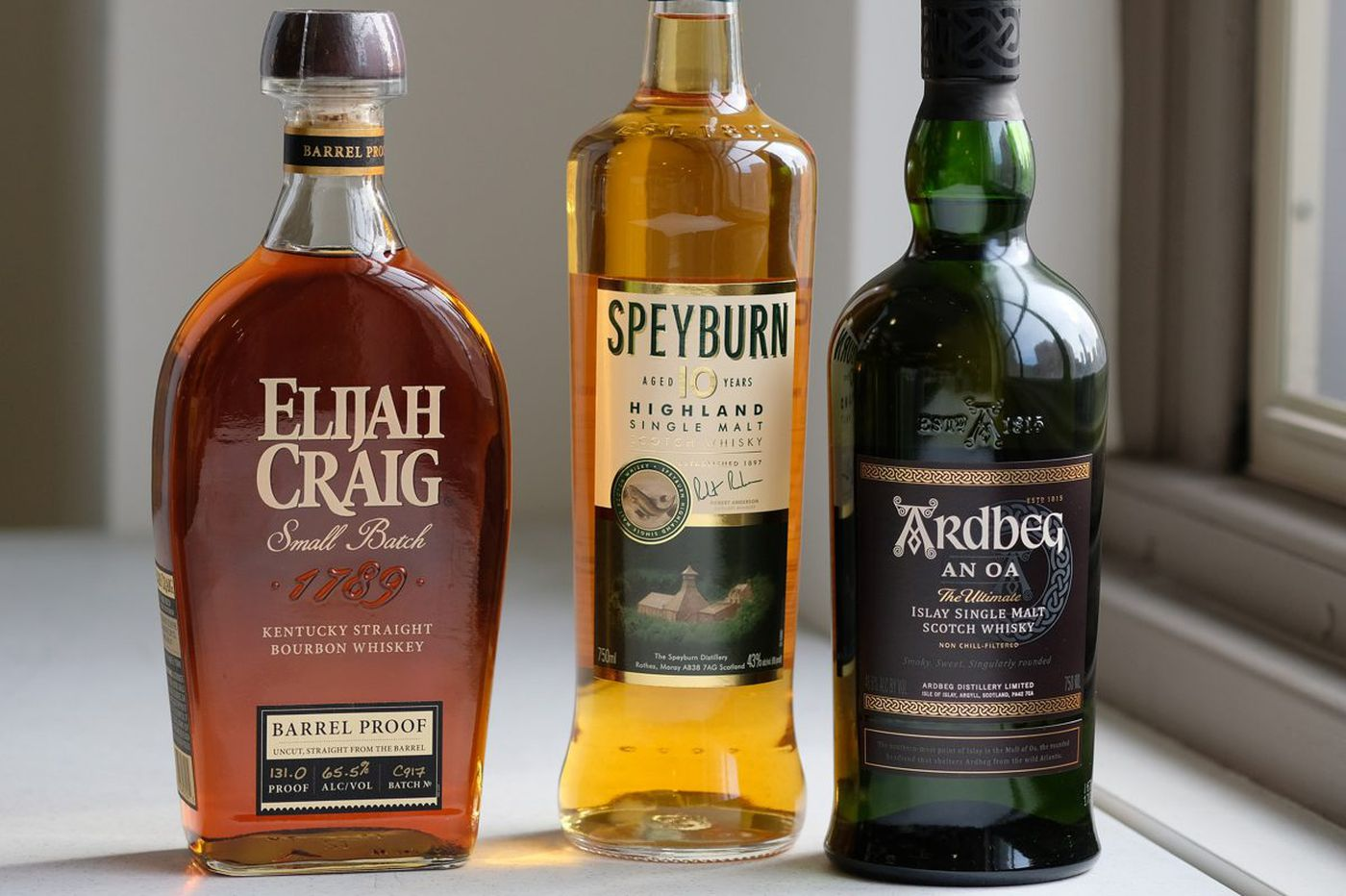 The best whiskeys to give (and receive) this holiday season