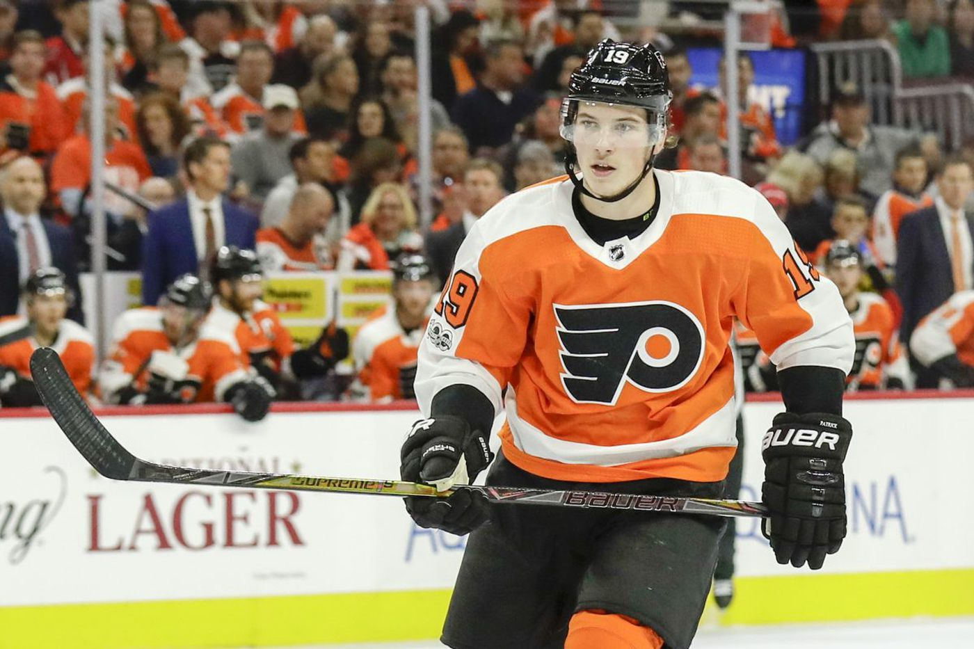 Flyers-Panthers quick hits: Patrick drops another hint