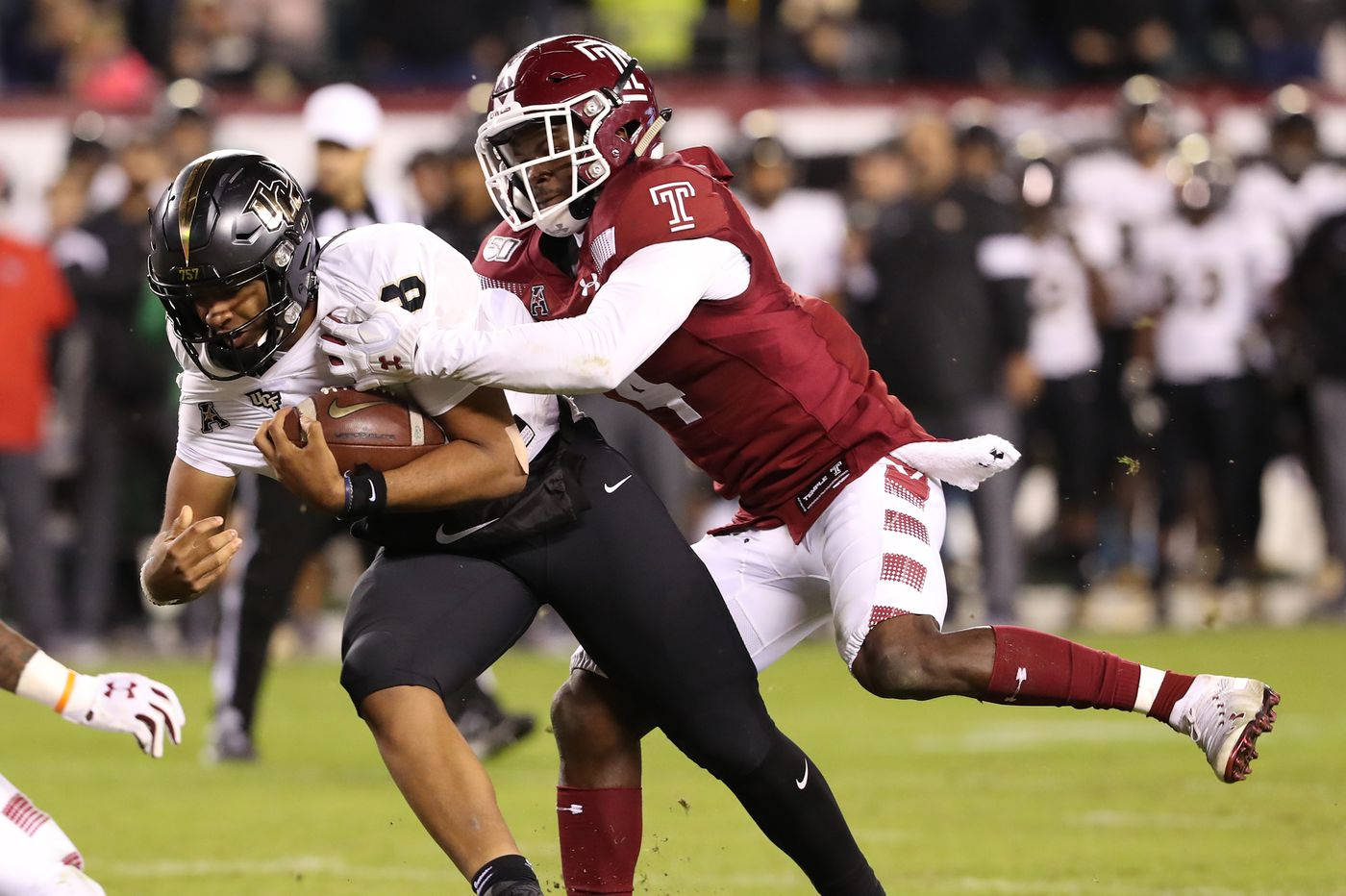 Temple football team looking to buck home-field trend vs. USF | Marc Narducci
