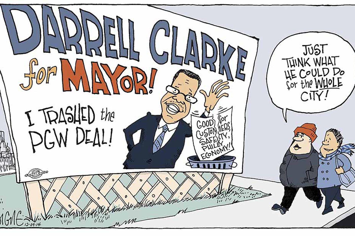 Daily Signe Cartoon 12/09/14