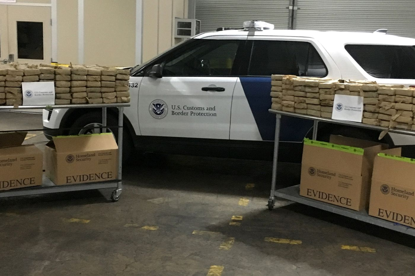 Feds: Bust at Philly Port nets $38M in cocaine, in largest seizure in two decades