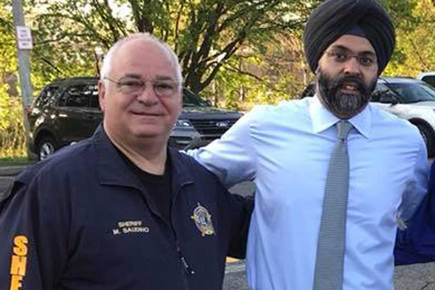 North Jersey sheriff resigns the day after racist comments made public
