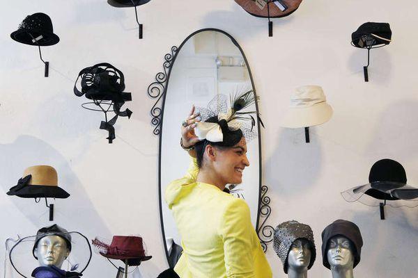Mirror, Mirror: Joan Shepp goes concept