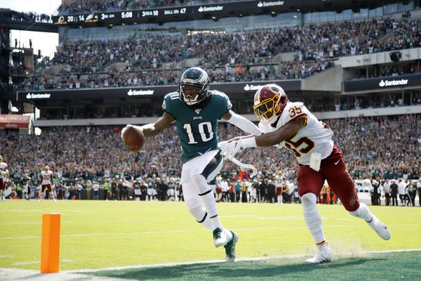 Turns out, Eagles' season-opener vs. Washington told us a lot about how their season would play out